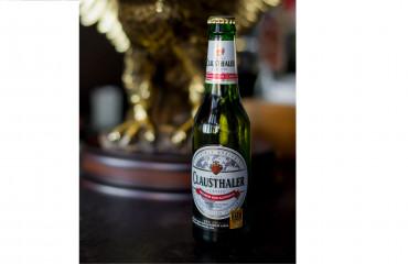 """Безалкогольное пиво """"Клаусталер"""""""