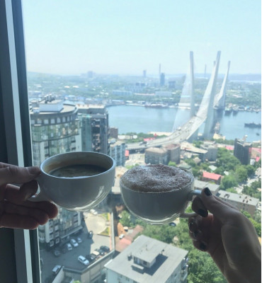 Дарим любой кофе за отзыв!